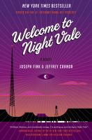Cover image for Welcome to Night Vale : a novel