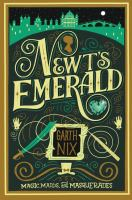 Cover image for Newt's emerald
