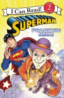 Cover image for Superman : pranking news