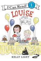 Cover image for Louise loves bake sales