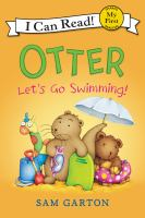 Cover image for Otter : let's go swimming!