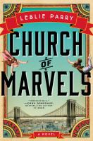 Cover image for Church of Marvels