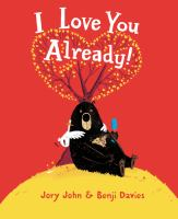 Cover image for I love you already!