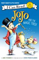 Cover image for Jojo and the magic trick