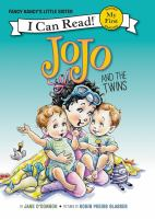 Cover image for JoJo and the twins