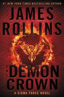 Cover image for The demon crown