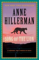 Cover image for Song of the lion