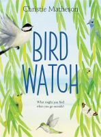 Cover image for Bird watch