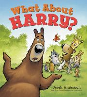 Cover image for What about Harry?