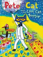 Cover image for Pete the Cat and the cool cat boogie