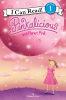 Cover image for Pinkalicious and Planet Pink