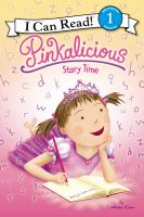 Cover image for Pinkalicious : story time
