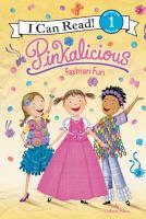 Cover image for Pinkalicious : fashion fun