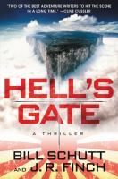 Cover image for Hell's gate : a thriller