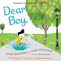 Cover image for Dear boy