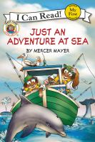 Cover image for Just an adventure at sea