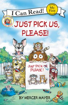 Cover image for Just pick us, please!