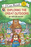 Cover image for Exploring the great outdoors
