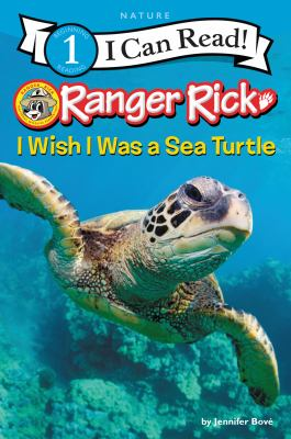 Cover image for I Wish I Was a Sea Turtle