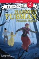 Cover image for Harriet Tubman : freedom fighter