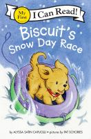 Cover image for Biscuit's snow day race