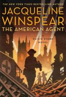 Cover image for The American agent