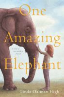 Cover image for One amazing elephant