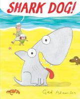 Cover image for Shark dog!
