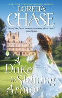 Cover image for A Duke in shining armor