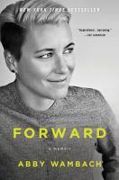 Cover image for Forward : a memoir