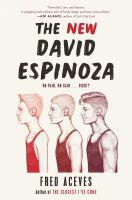 Cover image for The new David Espinoza