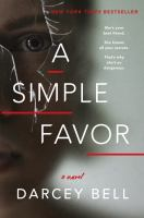 Cover image for A simple favor : a novel