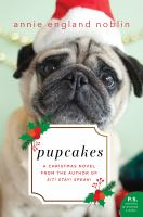 Cover image for Pupcakes : a Christmas novel