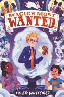 Cover image for Magic's most wanted