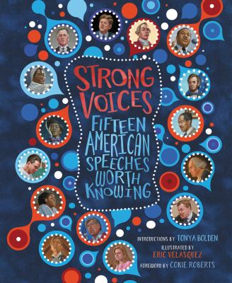 Cover image for Strong voices : fifteen American speeches worth knowing