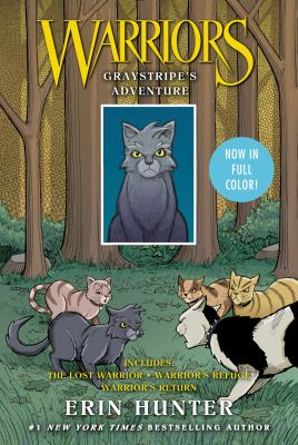 Cover image for Warriors. Graystripe's adventure