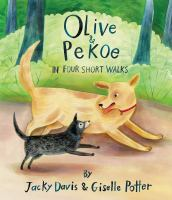 Cover image for Olive & Pekoe : in four short walks