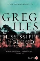 Cover image for Mississippi blood : a novel