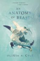 Cover image for An anatomy of beasts