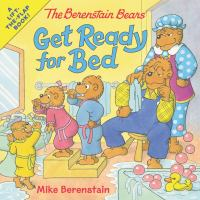 Cover image for Get ready for bed