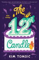 Cover image for The 12th candle