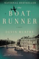 Cover image for The boat runner : a novel