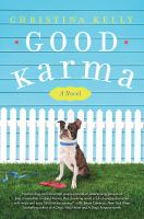 Cover image for Good karma : a novel