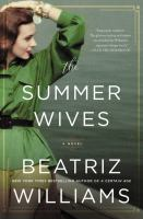Cover image for The summer wives : a novel