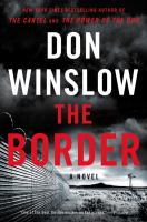 Cover image for The border : a novel