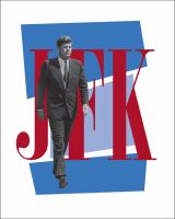 Cover image for JFK : a vision for America in words and pictures