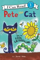 Cover image for Pete the cat and the cool caterpillar