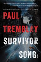 Cover image for Survivor song : a novel