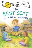 Cover image for The best seat in kindergarten