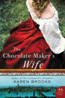 Cover image for The chocolate maker's wife